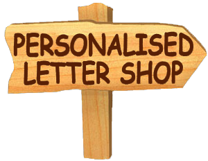 Shop selling free letters from Father Christmas, personalised for your child